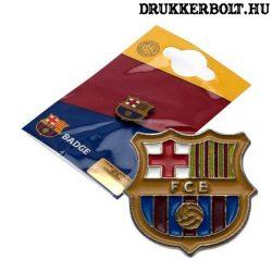 FC Barcelona kitűző / jelvény / nyakkendőtű (címeres) eredeti klubtermék!!!