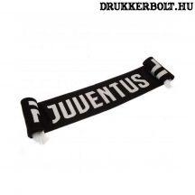 Juventus sál (fekete-szürke)- szurkolói sál (hivatalos, liszenszelt klubtermék)