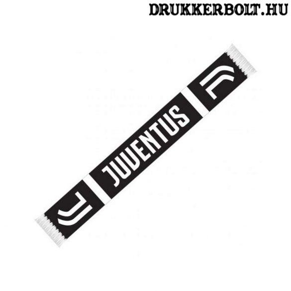 Juventus sál (fekete) - Juve szurkolói kötött sál