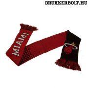 Miami Heat sál - eredeti szurkolói sál (hivatalos,hologramos NBA klubtermék)