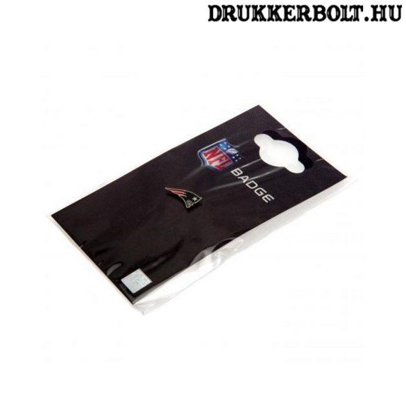 New England Patriots kitűző / jelvény / nyakkendőtű - eredeti Pats klubtermék!!!