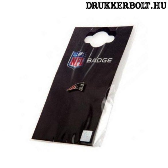 New England Patriots kitűző / NFL jelvény - eredeti Pats nyakkendőtű