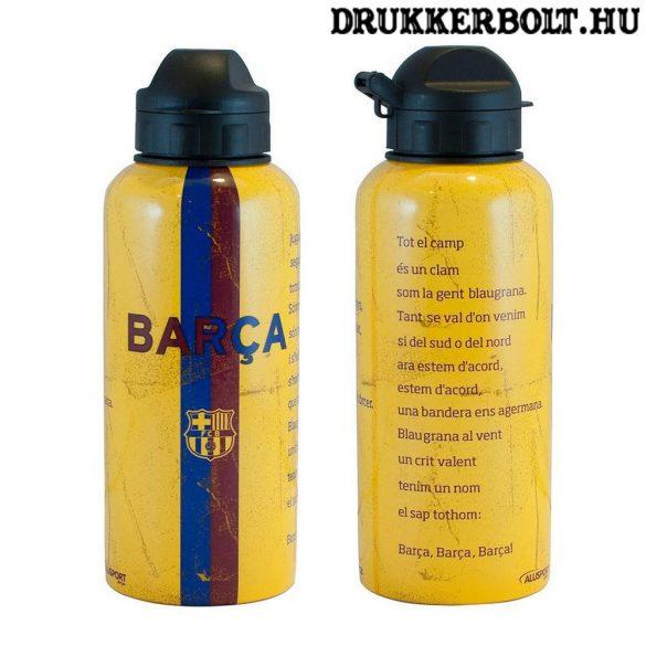 """Barcelona """"Messi"""" aluminium kulacs / termosz (hivatalos,hologramos klubtermék)"""
