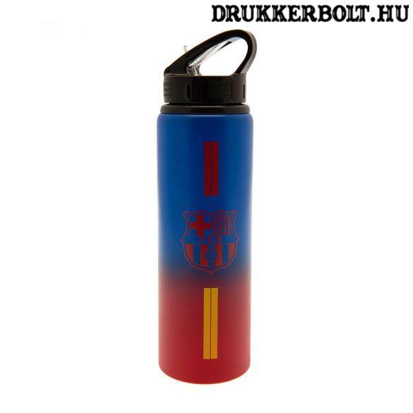 """Barcelona """"XL"""" nagyméretű aluminium kulacs / termosz (hivatalos,hologramos klubtermék)"""