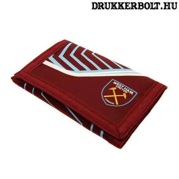 West Ham United FC pénztárca (eredeti, hivatalos klubtermék)