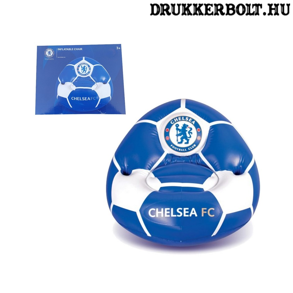 Chelsea FC felfújható gyerek fotel (65 85 80 cm) - Magyarország ... 5ec957d60b