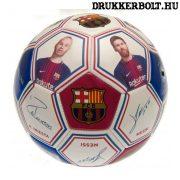 """FCB Barcelona labda """"Photo"""" - normál (5-ös méretű) Barca fényképes focilabda"""