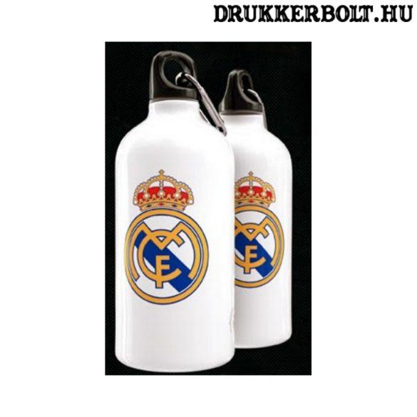 Real Madrid aluminium kulacs / termosz (fehér)