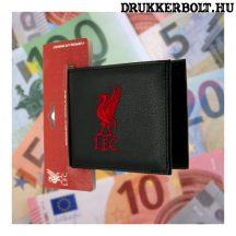 Liverpool FC bőr pénztárca - eredeti, liszenszelt klubtermék!!!