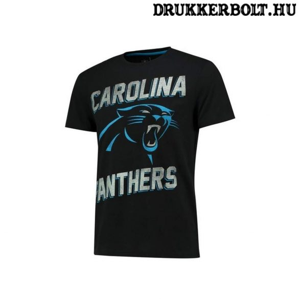 NFL Carolina Panthers póló - eredeti Panthers Streetwear póló
