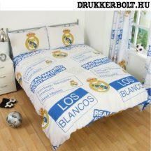 Real Madrid CF - kétszemélyes ágynemű garnitúra / szett franciaágyra