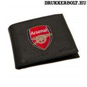 Arsenal FC bőr pénztárca - eredeti, liszenszelt klubtermék