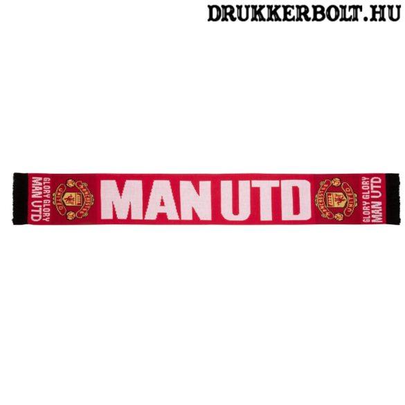 Man UTD / Manchester United sál - szurkolói sál (Glory, glory)
