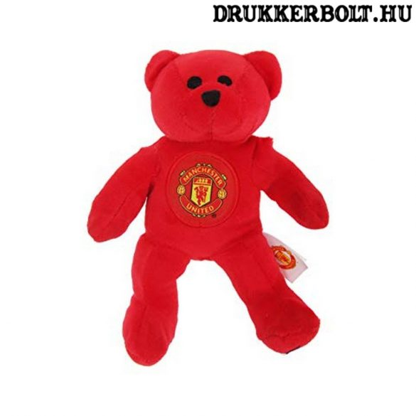 Manchester United plüss kabala (maci) - liszenszelt klubtermék