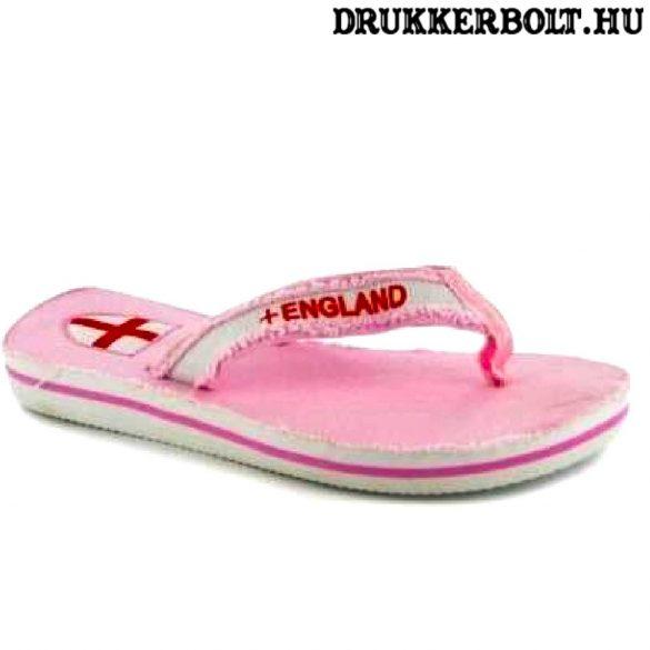 England papucs (pink) - angol flip-flop papucs nőknek