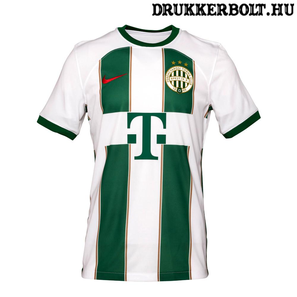 Nike Ferencváros mez - eredeti idegenbeli Fradi mez (replika) - hivatalos  FTC termék! 73a62ba81a