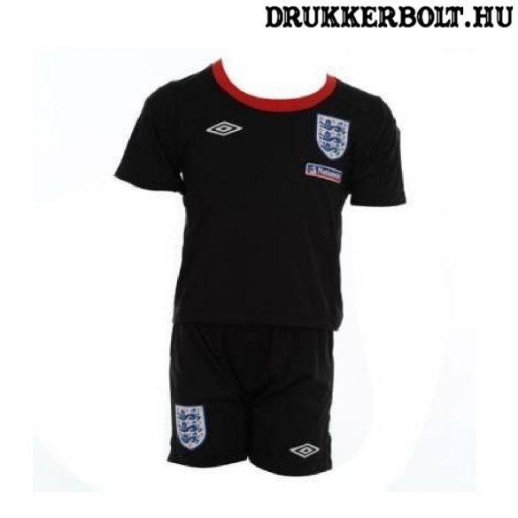 Umbro England angol válogatott póló baba szett / angol baba mez