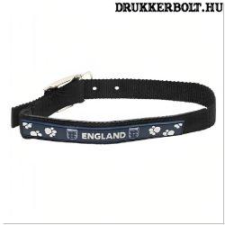 England dog collar kutyanyakörv