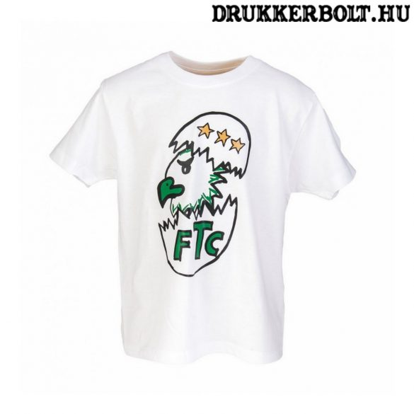 """Ferencváros gyerek póló (Fradi """"Sasfióka"""") - FTC szurkolói póló (pamut)"""