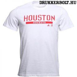 Adidas Houston Rockets hivatalos póló - eredeti NBA klubtermék