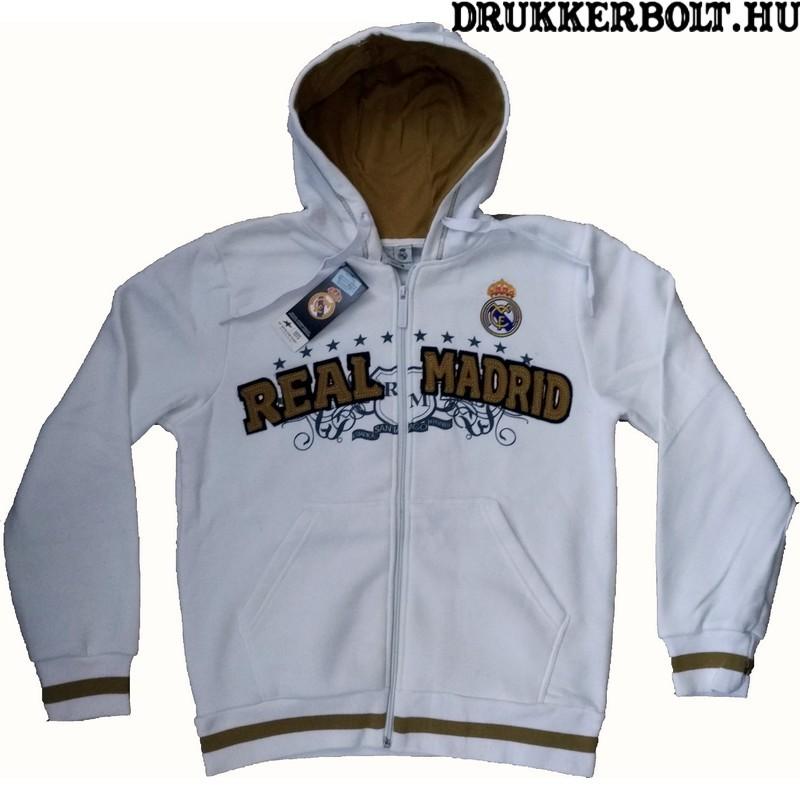 Real Madrid kapucnis felső Real Madrid pulóver