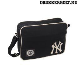 New York Yankees oldaltáska - NYY válltáska  (fekete)