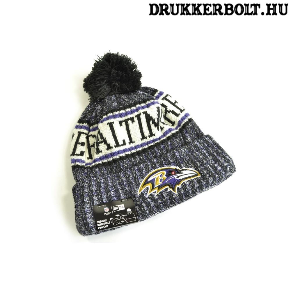 Baltimore Ravens NFL kötött sapka - New Era Ravens kötött sapka ... 64f28328a0