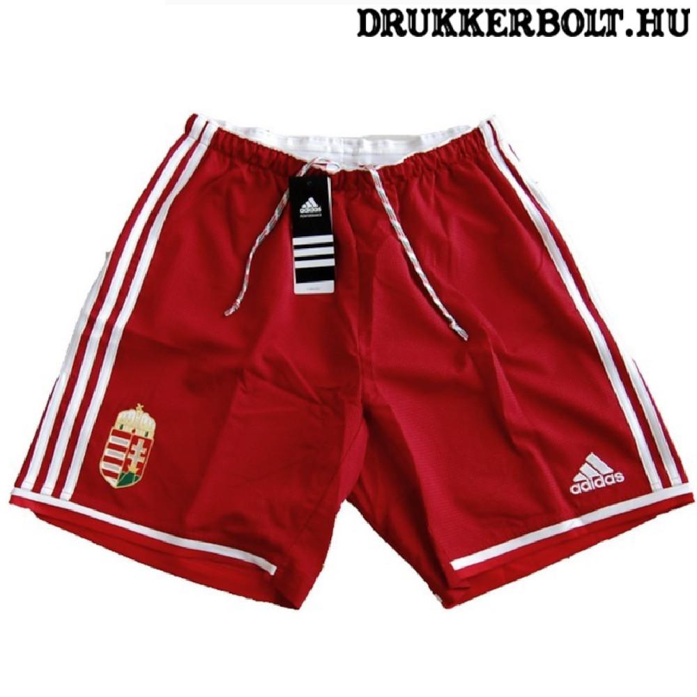 0c0ed7b40c Adidas Magyar válogatott short / sort (piros) - hazai Adidas Magyarország  short