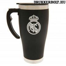 Real Madrid utazó bögre - eredeti Los Blancos termék