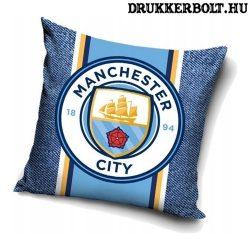 Manchester City kispárna huzat (40x40 cm) - eredeti, hivatalos ajándéktárgy!