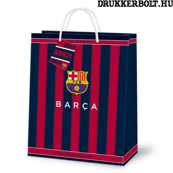 Fc Barcelona díszzacskó / ajándék tasak (nagy)