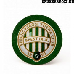 Ferencváros hűtőmágnes - Fradi címeres hűtőmágnes (hivatalos FTC Klubtermék)