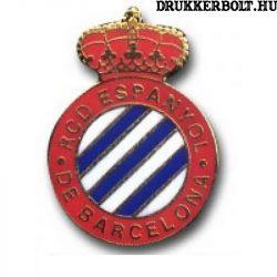 Espanyol kitűző / jelvény / nyakkendőtű (címeres) eredeti klubtermék!!!