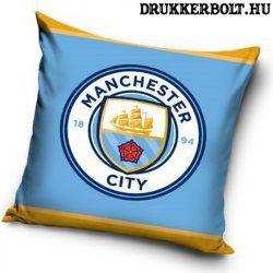 Manchester City kispárna huzat (38x38 cm) - eredeti, hivatalos ajándéktárgy!