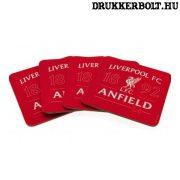 Liverpool poháralátét - hivatalos Liverpool söralátét