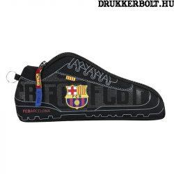 FC Barcelona tolltartó - fekete focicipő alakú Barca szurkolói termék!
