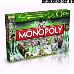 Ferencváros Monopoly társasjáték - eredeti Fradi társas Gera Zoltán ajánlásával