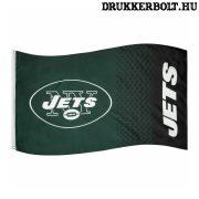 New York Jets  zászló -hivatalos  NFL zászló (eredeti, hologramos klubtermék)