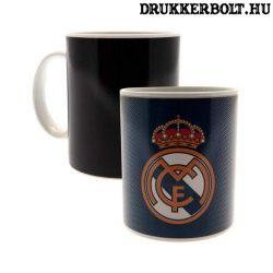 Real Madrid bögre - hőképes bögre (meleg ital hatására jelenik meg a logó)