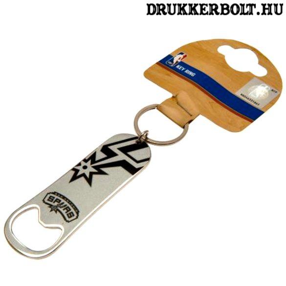 San Antonio Spurs kulcstartó sörnyitóval - eredeti, hivatalos NBA termék