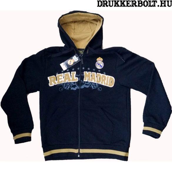 Real Madrid kapucnis felső   fekete Real Madrid pulóver ... 6bc051da06