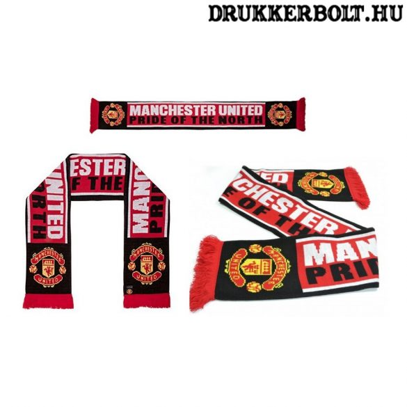 Man UTD / Manchester United sál - szurkolói sál (eredeti, hivatalos klubtermék)