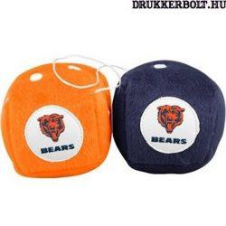 Chicago Bears plüss dobókocka - eredeti NFL termék