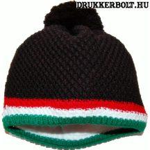 Magyarország bojtos sapka - hivatalos szurkolói termék (fekete)