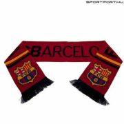 """FCB Barcelona """"Spain"""" sál - eredeti, hivatalos Barca sál (kétoldalas)"""