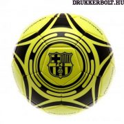 "FC Barcelona ""Fluo"" labda - normál (5-ös méretű) Barca címeres neon focilabda"