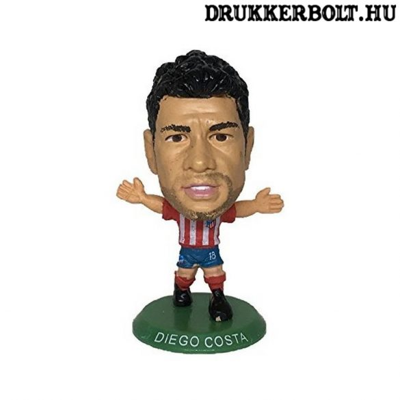 "Atletico Madrid játékos figura ""DIEGO COSTA"" - Soccerstarz focisták"