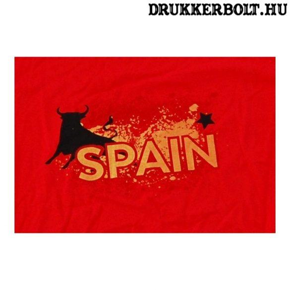 Spanyolország szurkolói póló - Spanyol válogatott szurkolói póló (pamut)