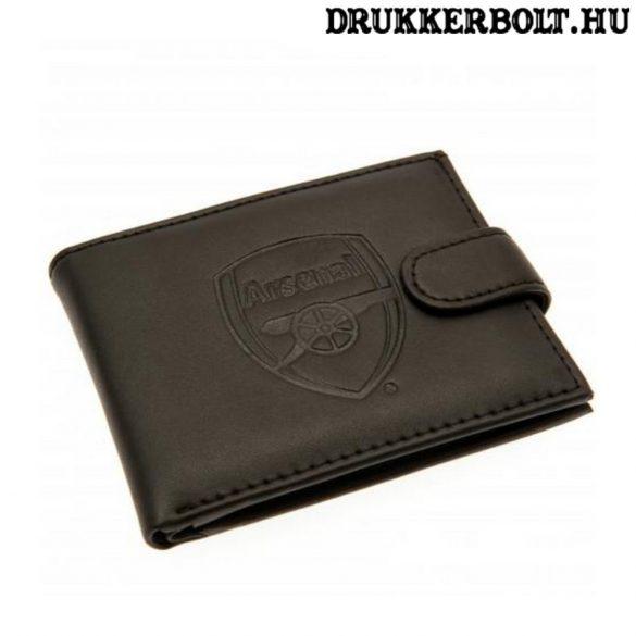 Arsenal FC bőr pénztárca -  Rfid lopásgátló technológiával