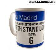 Real Madrid bögre (stadionos) - hivatalos klubtermék
